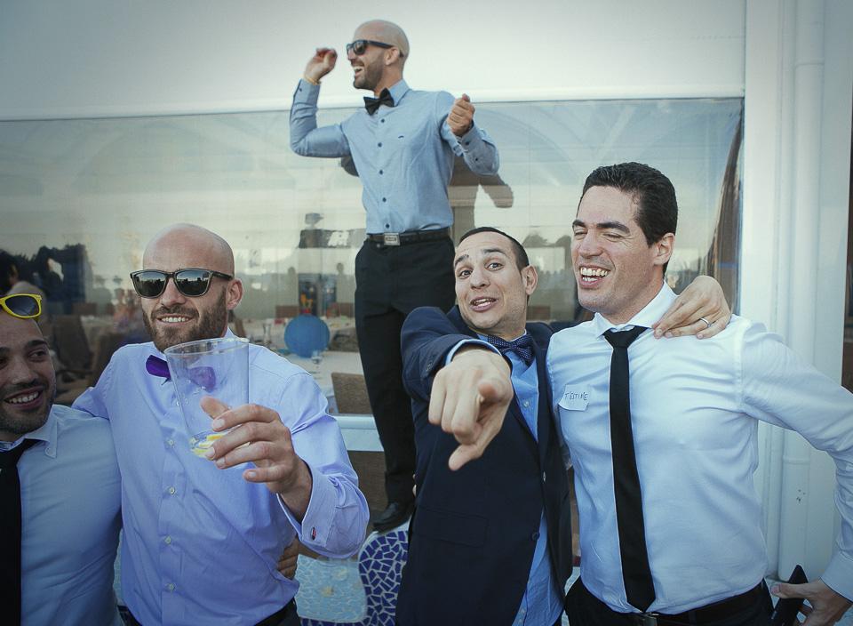 126 amigos felices boda civil