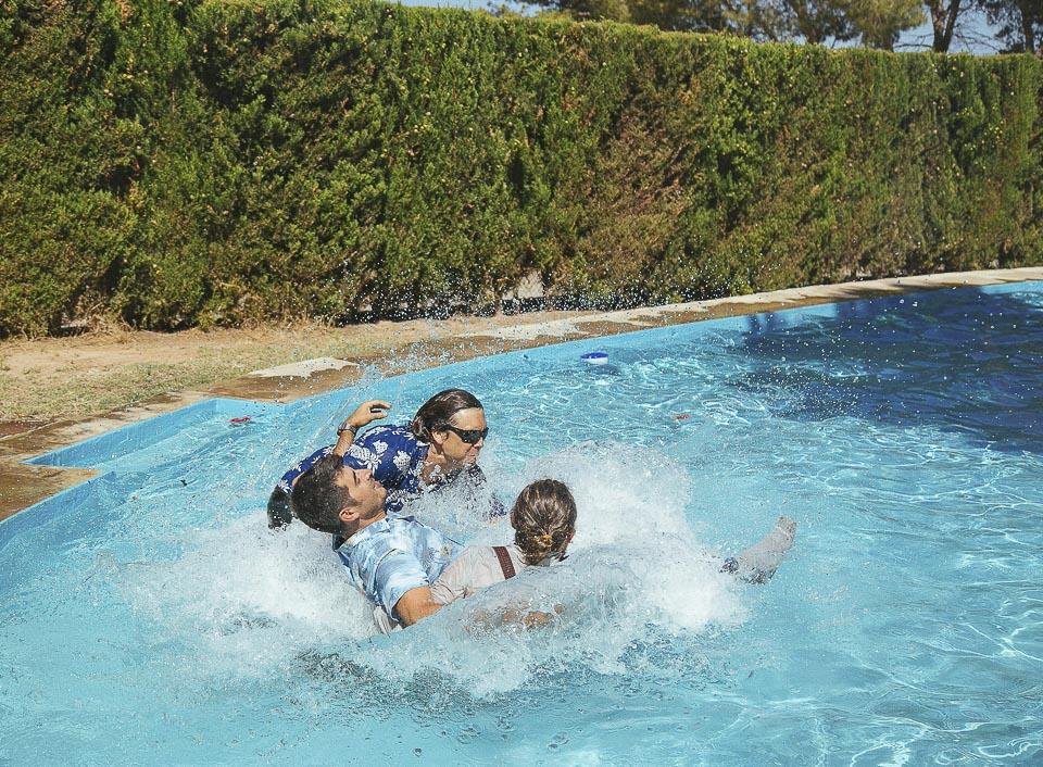126 fiesta en la piscina
