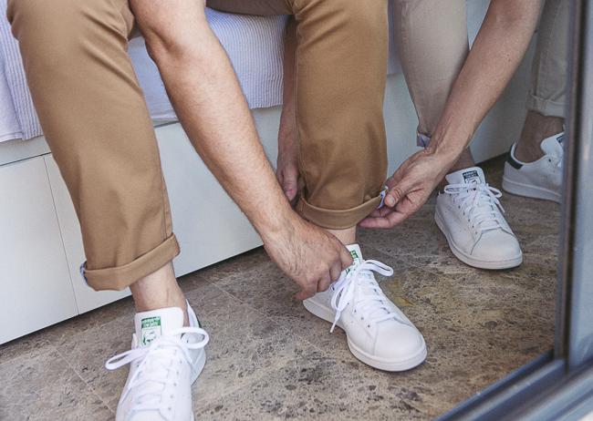 13 novios sin calcetines