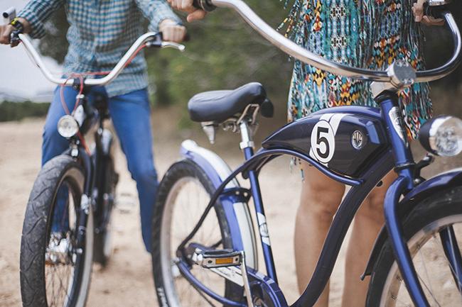 13 pareja con bicis