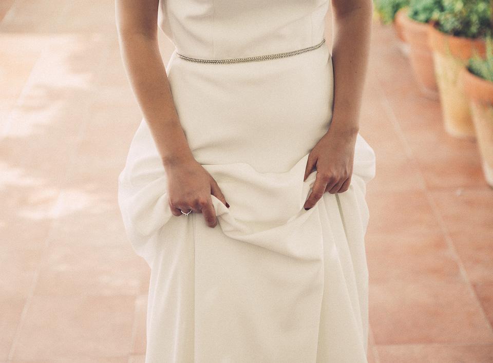 13 vestido de novia