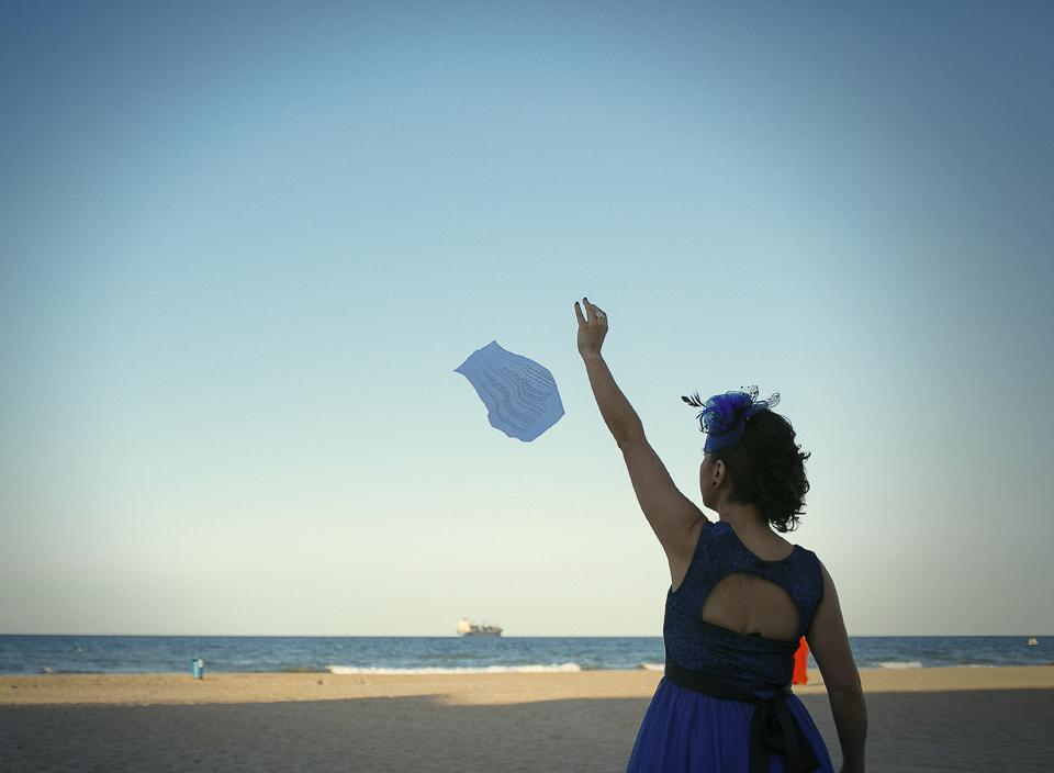 130 lanzamiento de discurso al mar