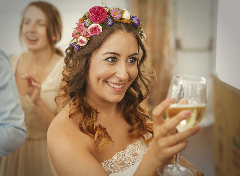 35 brindis con la novia de la boda