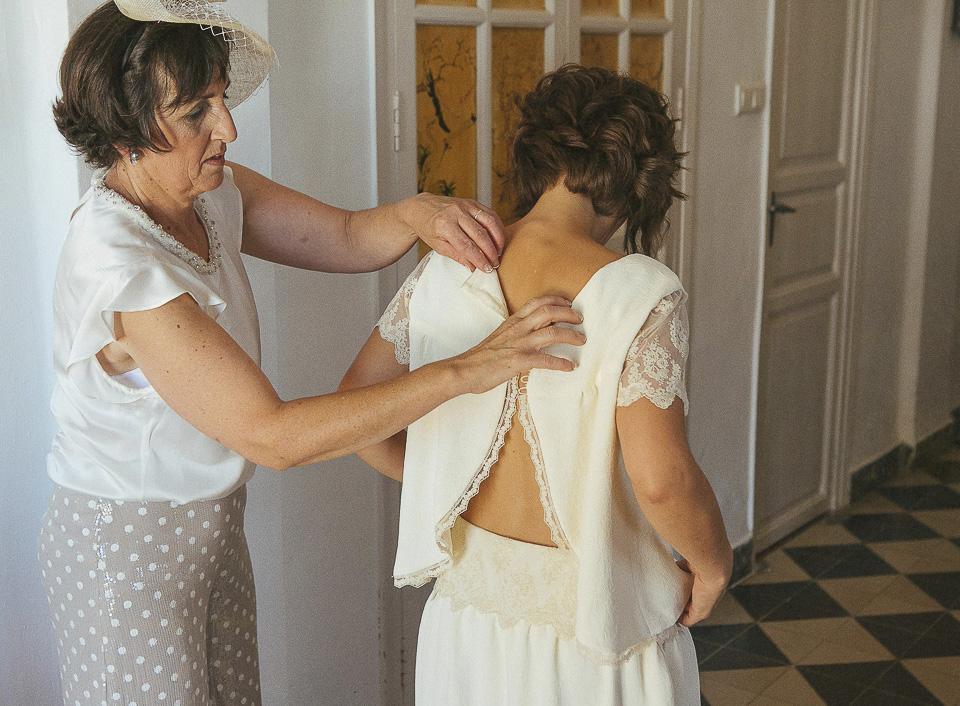 36 vestimenta de novia