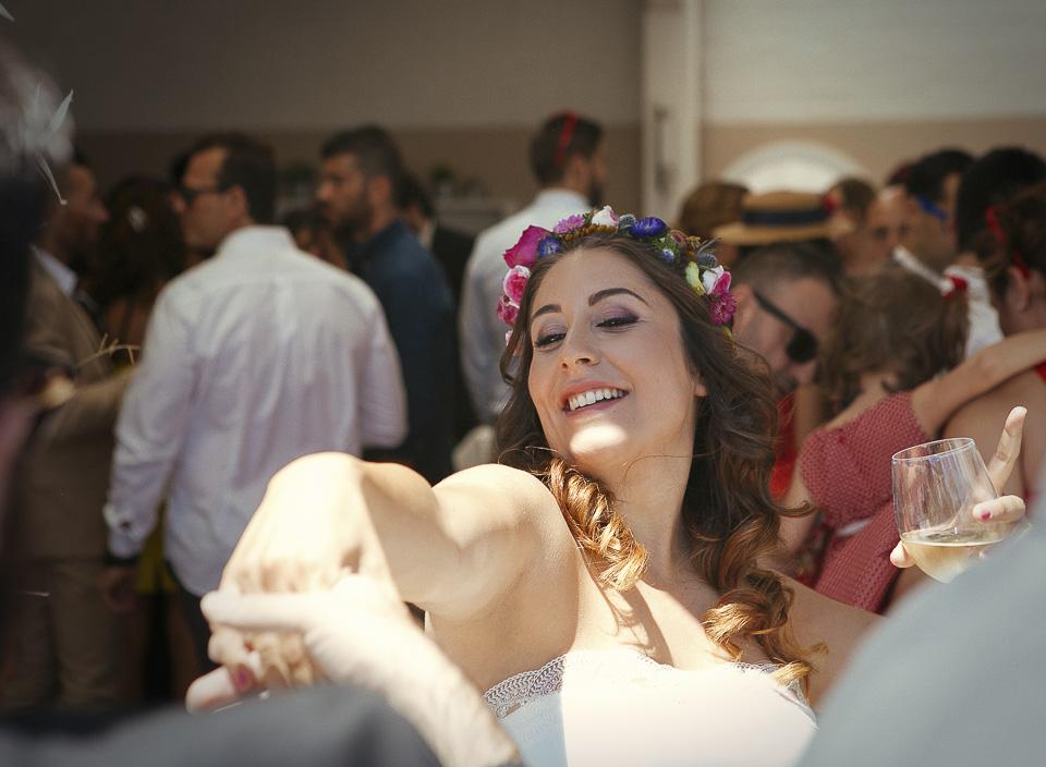 41 novia bailando en su boda