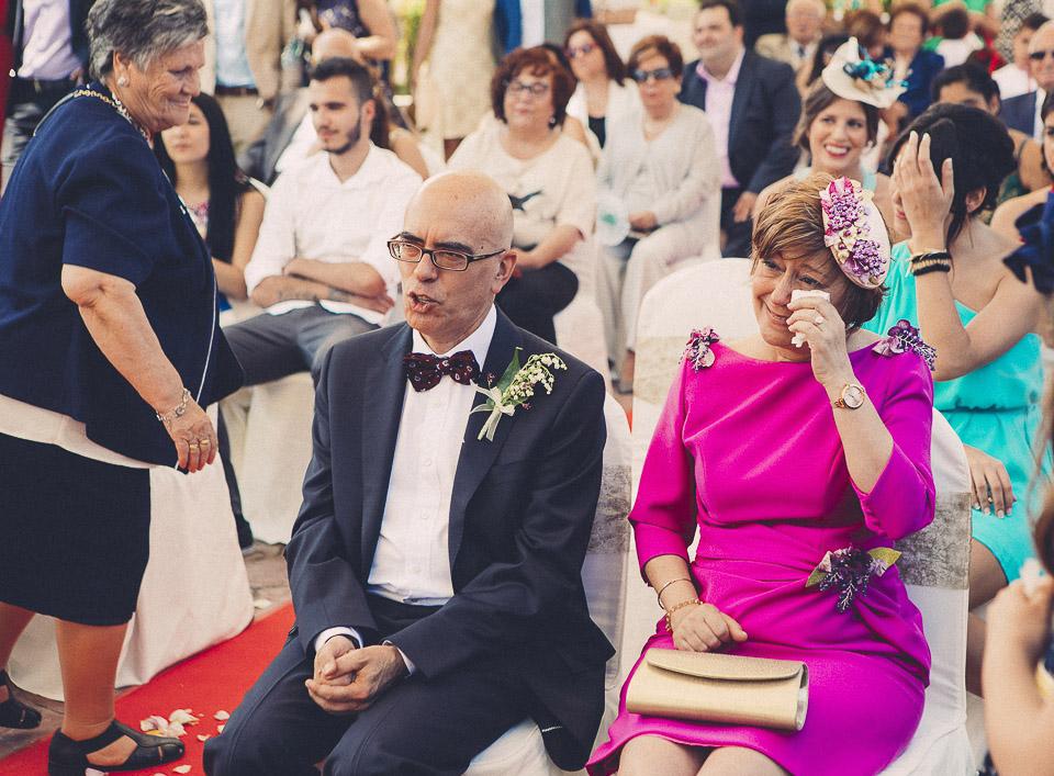 56 padres de la novia