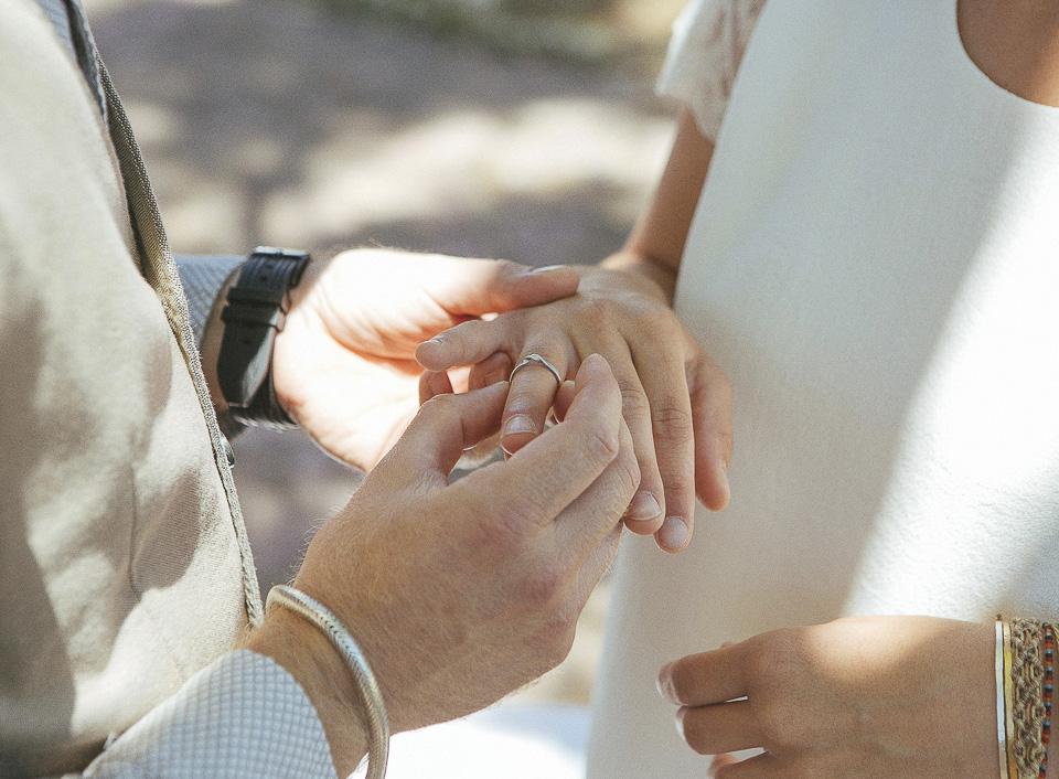 60 anillo de boda