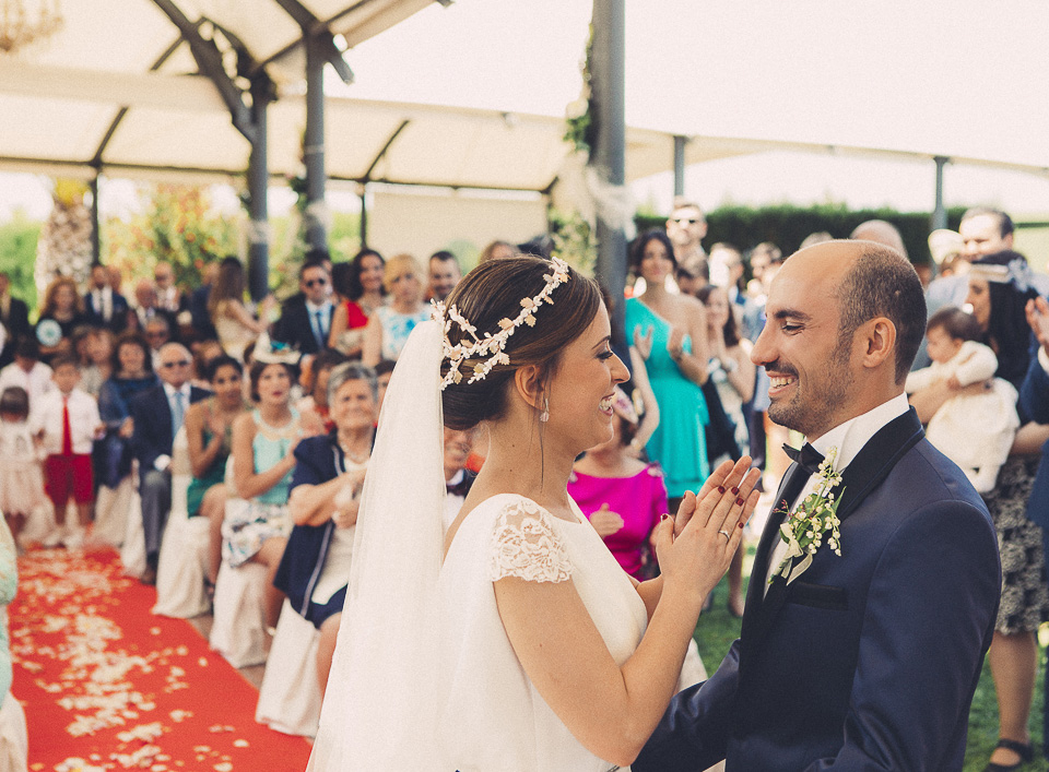 60 emocion en boda civil