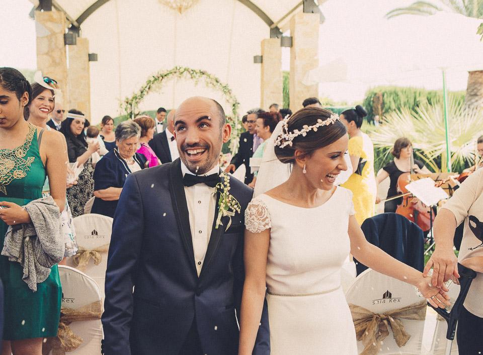 63 lanzamiento de arroz en boda civil