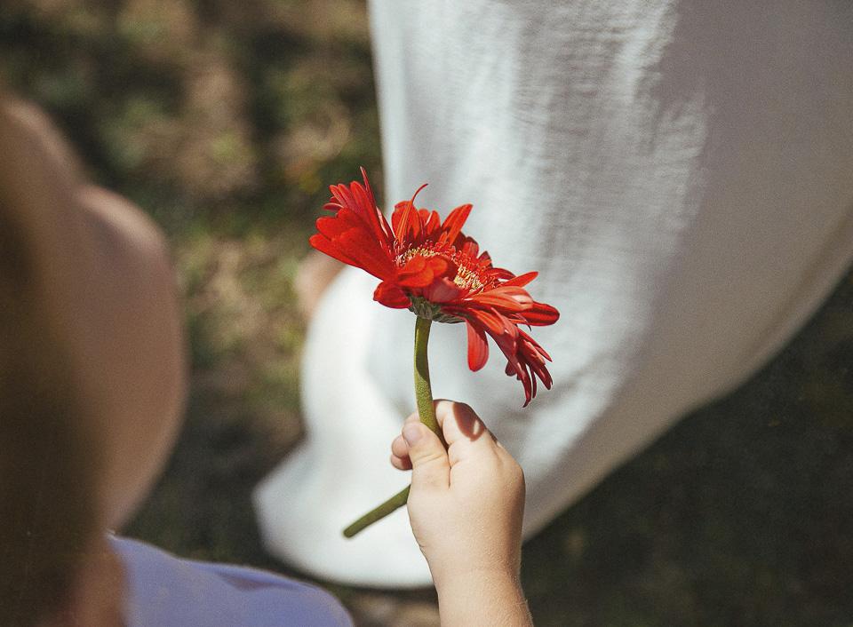80 flores en boda