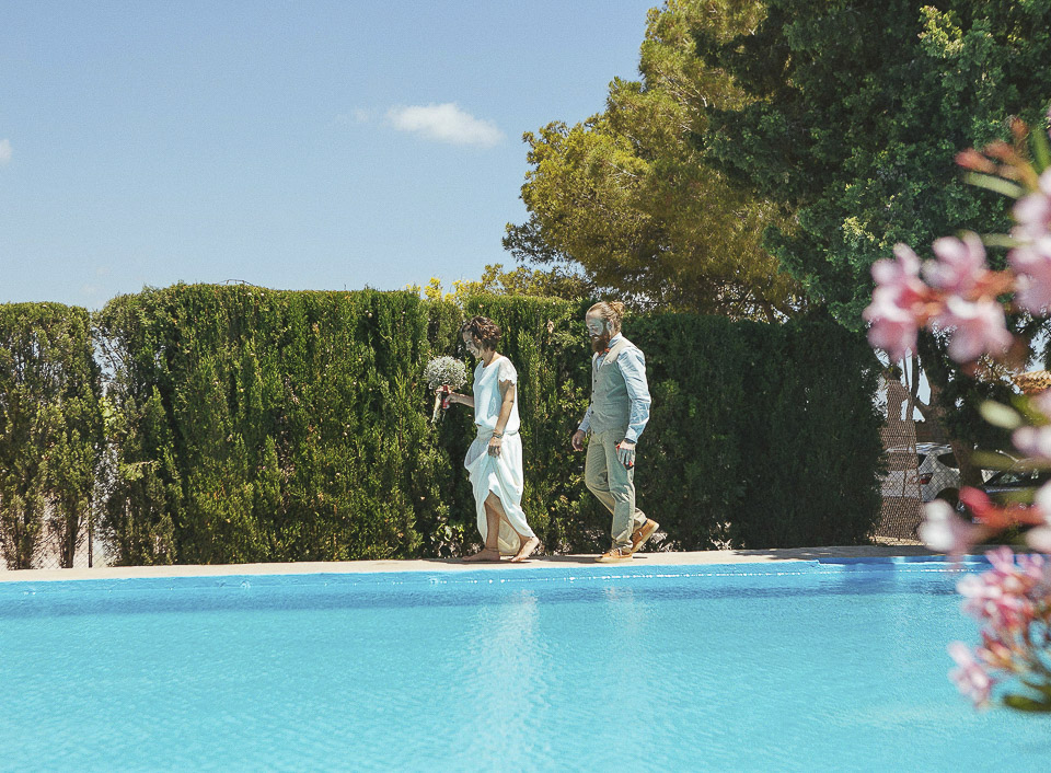 82 una boda con fiesta en la piscina