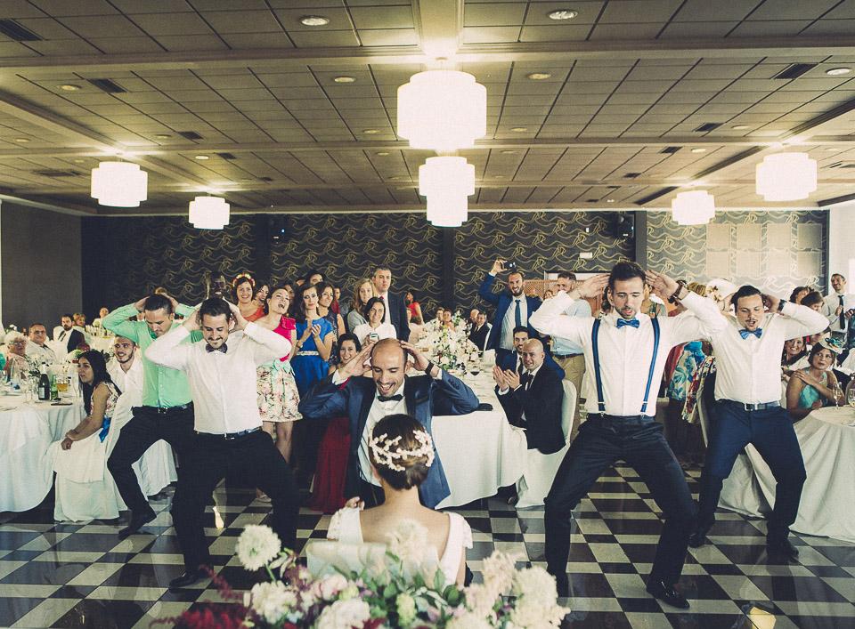 85 Una boda con FlashMob sorpresa para la Novia