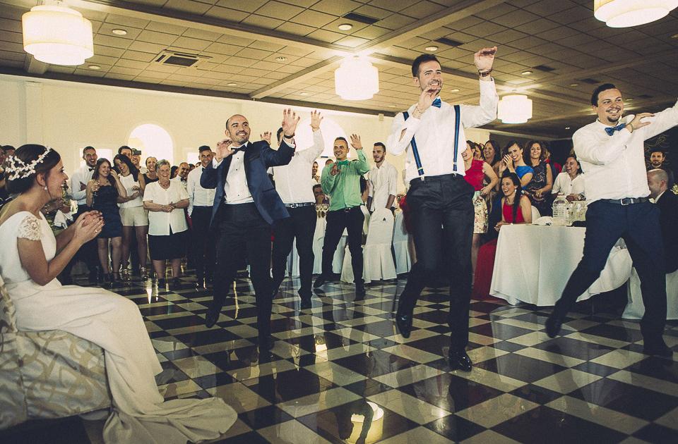 87 Una boda con FlashMob sorpresa para la Novia