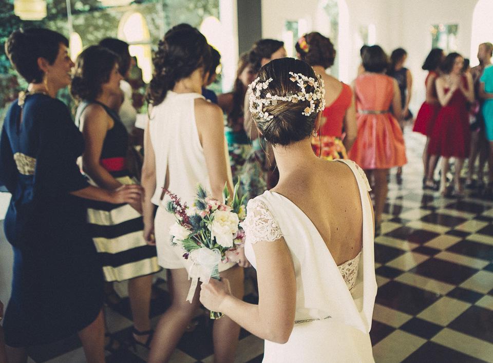92 lanzamiento de ramo de novia
