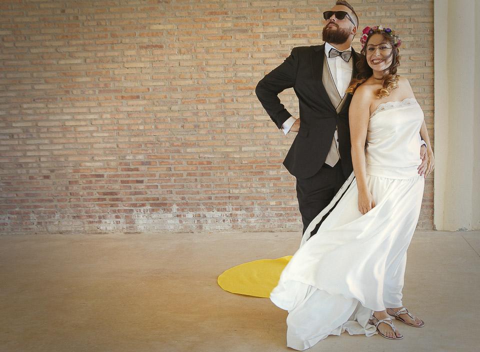 La boda al revés