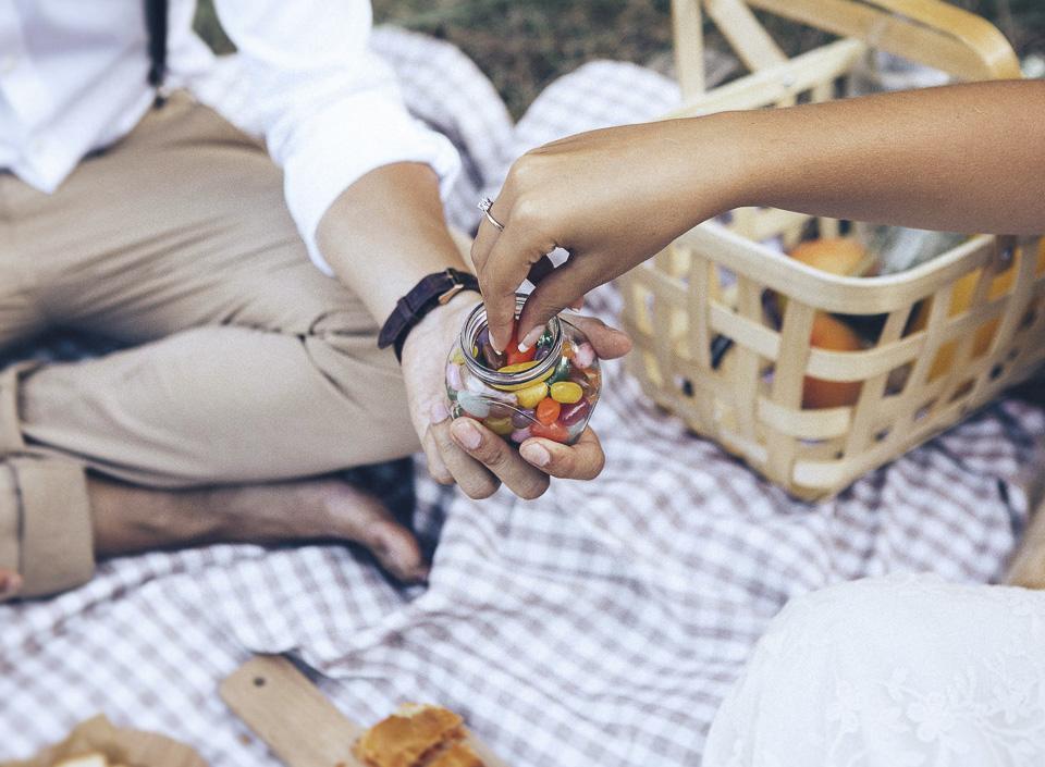 08 dulces y gominolas en reportaje de pareja