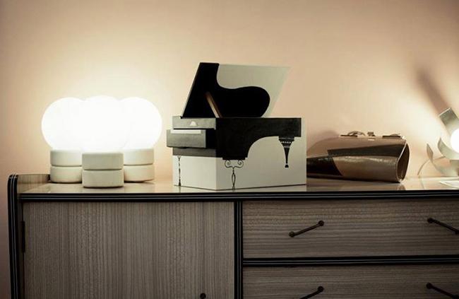 caja de fotos de boda inspirada en piano-fandi.es
