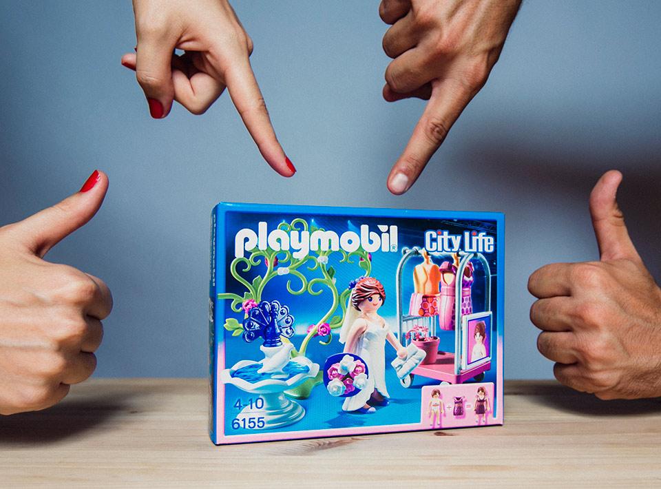 concurso de un playmobil