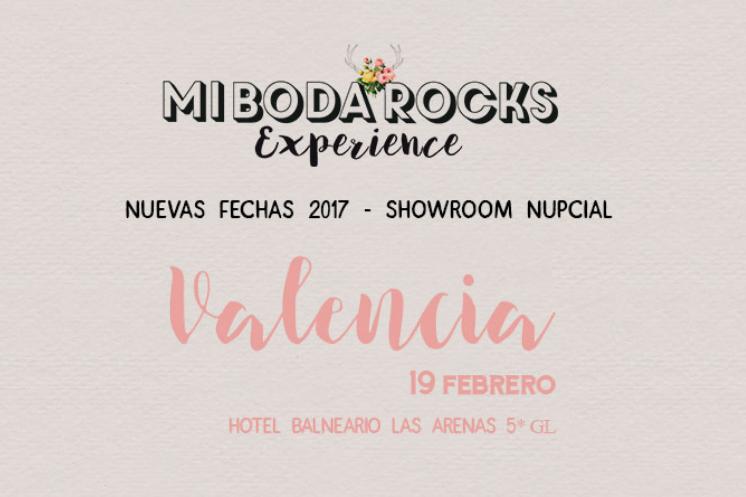 Mi Boda Rocks Experience 2017