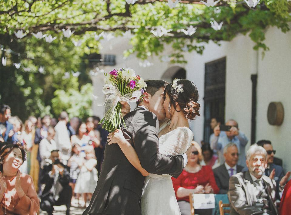 Una boda en Huerto Bonet