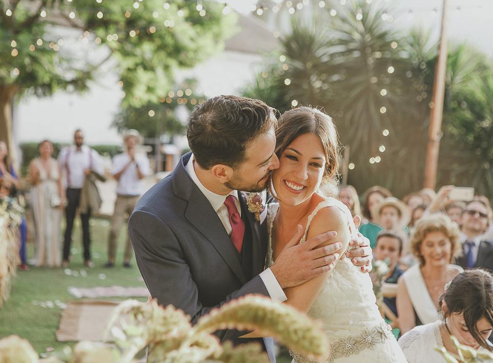 Una boda veraniega en Mas les Lloses