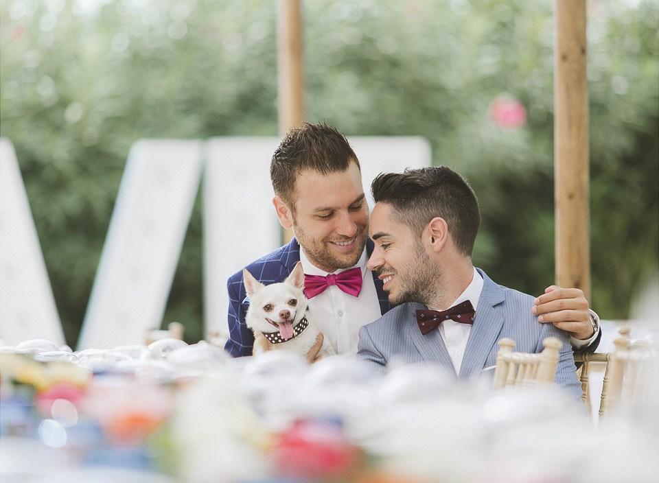 Reportaje de boda en La Barraca del Palmar