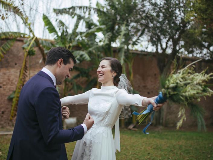 Una boda de invierno en la Cartuja de Ara Christi