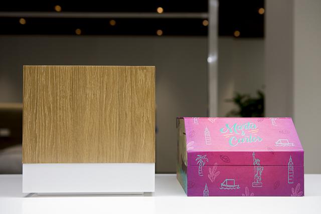 Cajas Fandi vs Cajas Fandi al Cubo