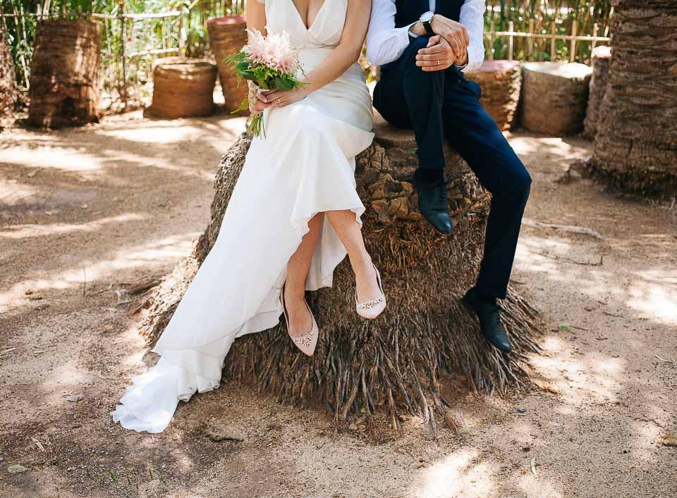 25 detalle pareja recien casados