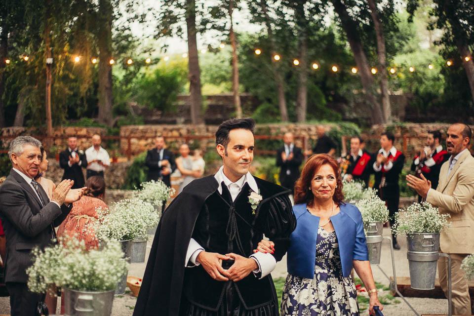 25 entrada de novio a ceremonia