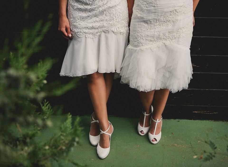 25 piernas novias