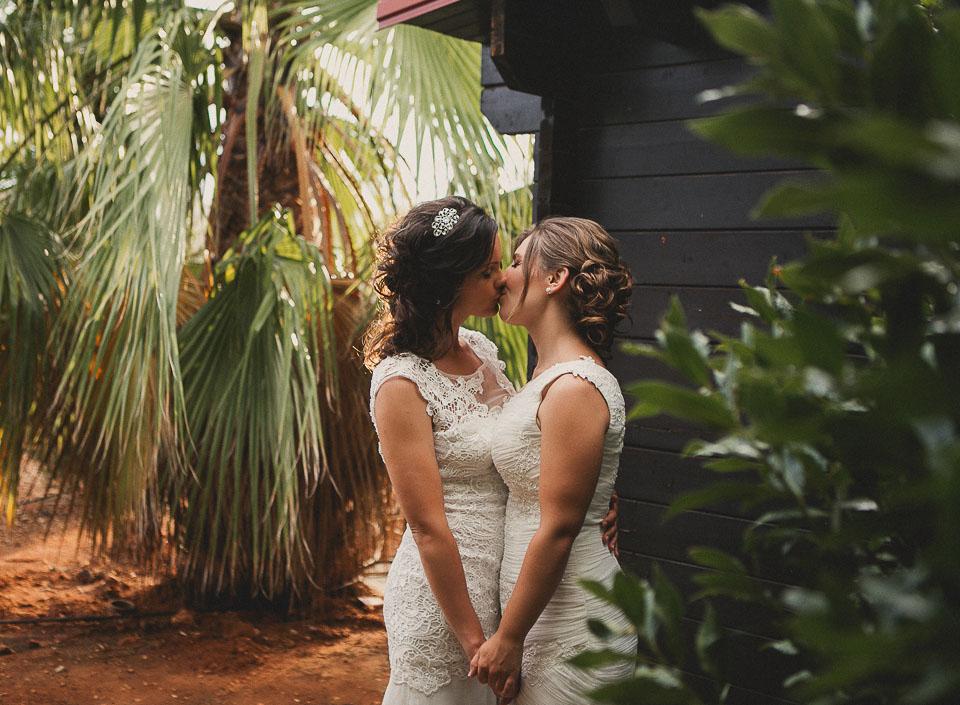 Una boda con lluvia