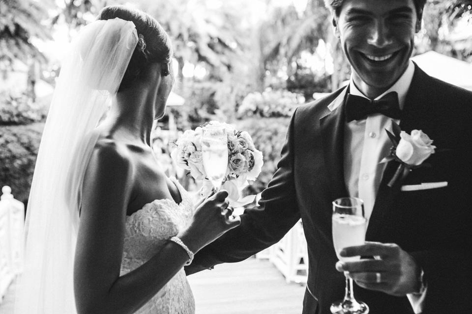 29 pareja brindando tras la boda civil