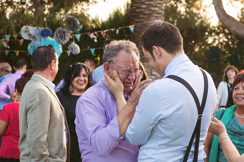 33 sentimiento en una boda