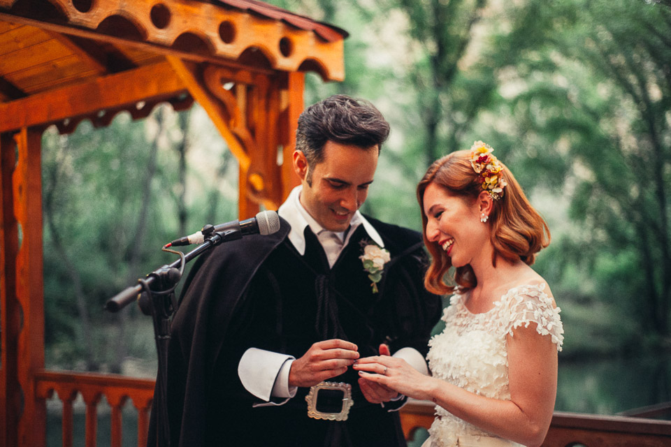36 anillos de boda