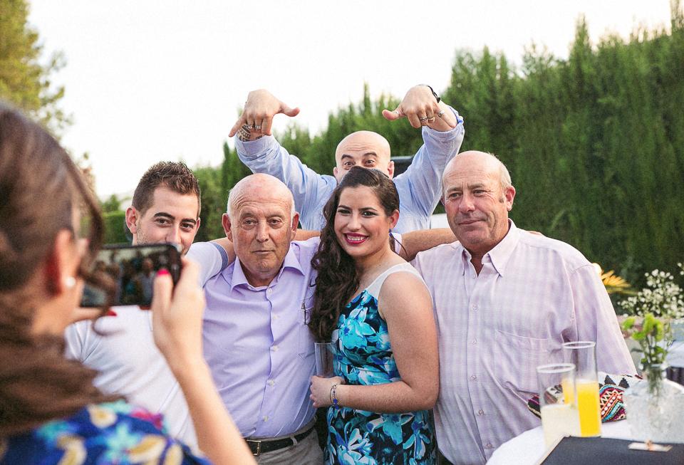 36 foto de invitados de boda