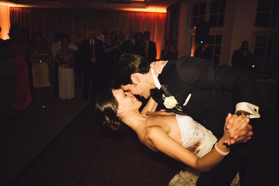 45 baile de novios intimo