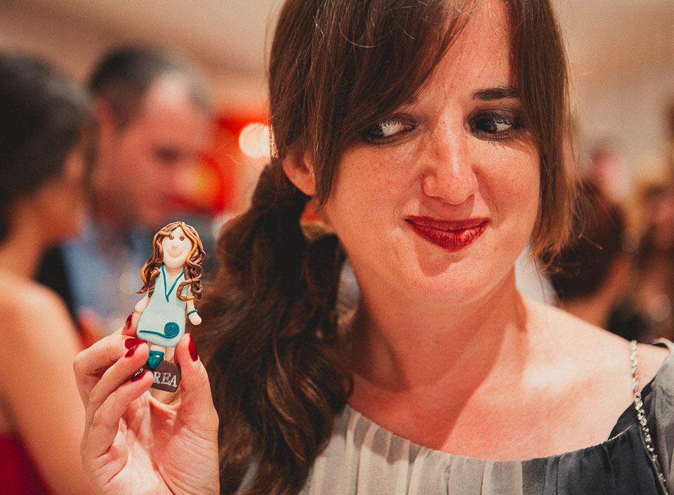 49 detalle de muñecos de invitados