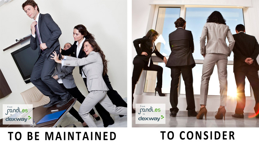 fotografías para business
