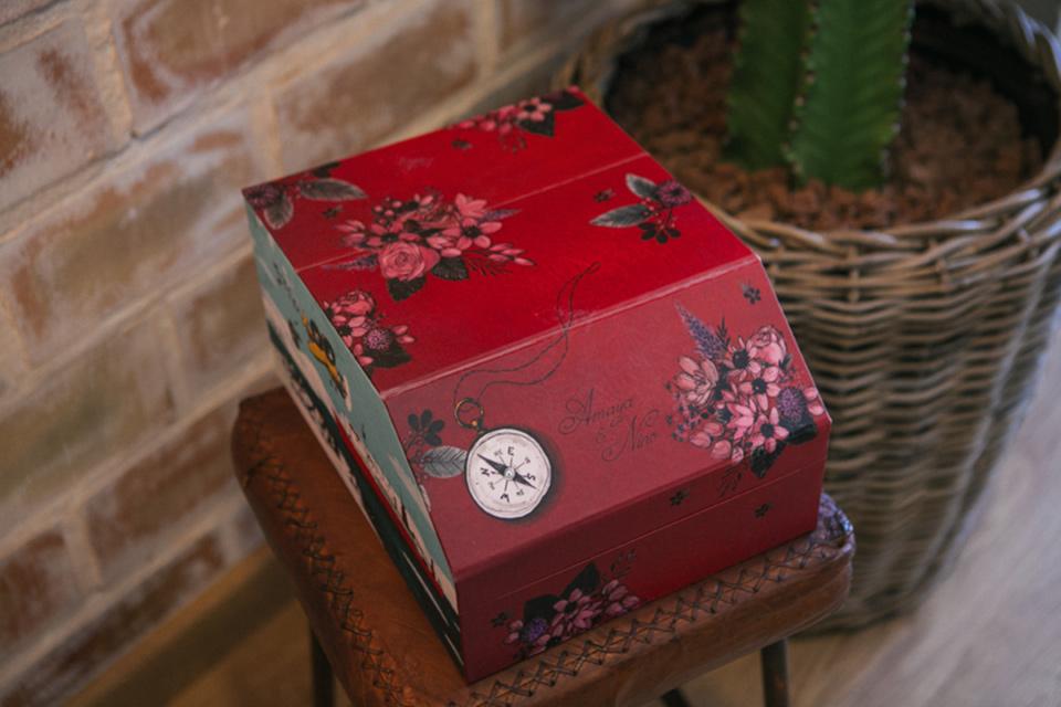 ilustraciones-ramo-de-boda-en caja-de-fotos